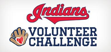 Cleveland Indians Volunteer Challenge